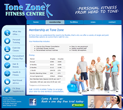 Tone Zone Fitness Centre