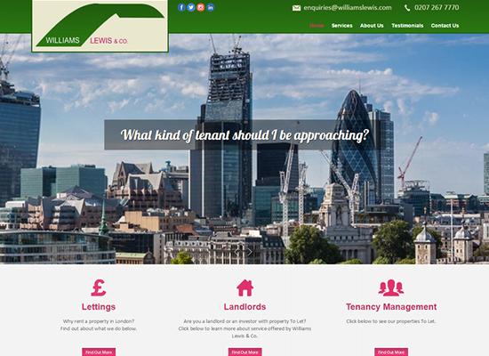 Estate Agents Websites
